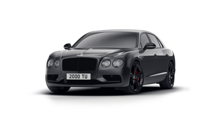 2018 Bentley Flying Spur V8 S Black Edition