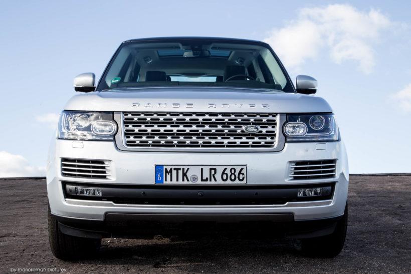 2017 Ranger Rover Hybrid