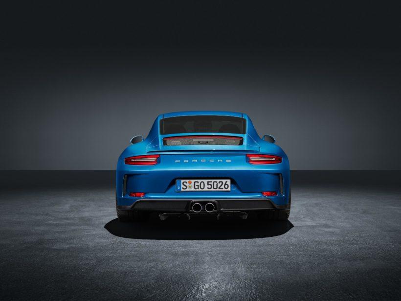 2018 Porsche 911 GT3 Touring-Paket