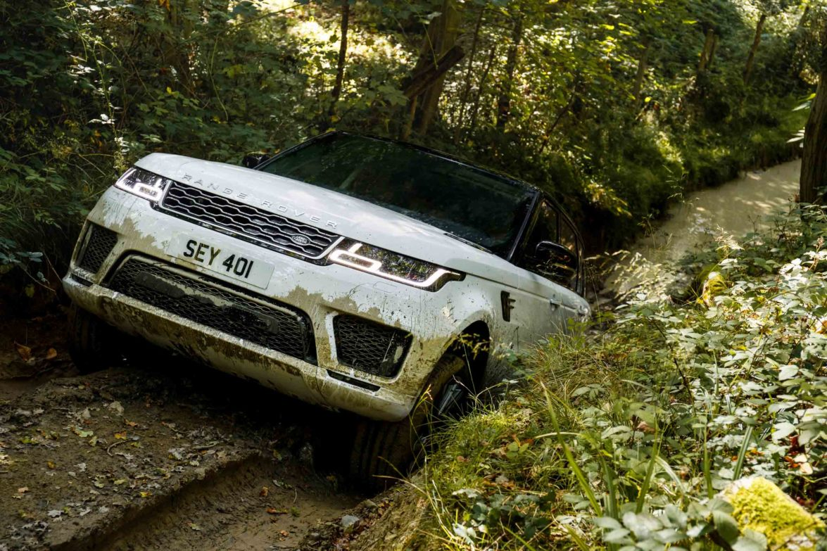 2018 Range Rover Sport SVR2018 Range Rover Sport SVR