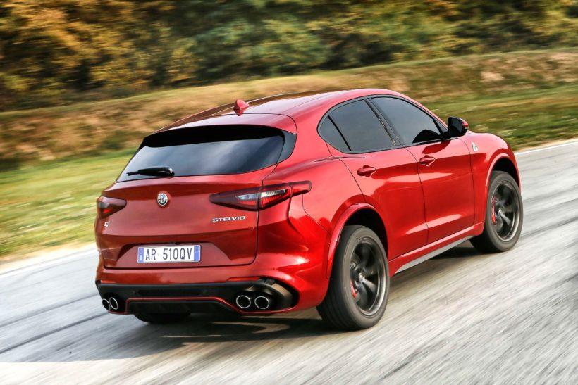 2018 Alfa Romeo Stelvio Quadrifoglio | Fanaticar Magazin