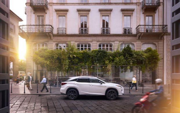 2018 Lexus RX 450h Sport Line