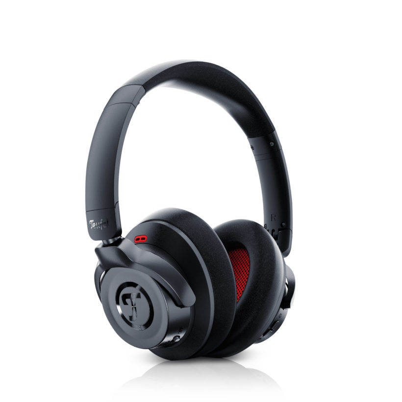 2018 Teufel Boomster & Real Headphones