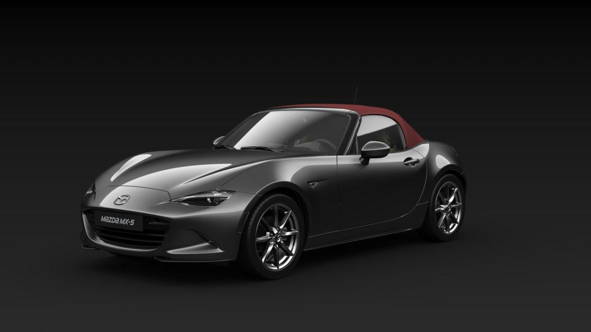 2018 Mazda MX-5 SAKURA