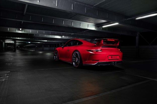 Techart 911 GT3 Carbon Sportpaket