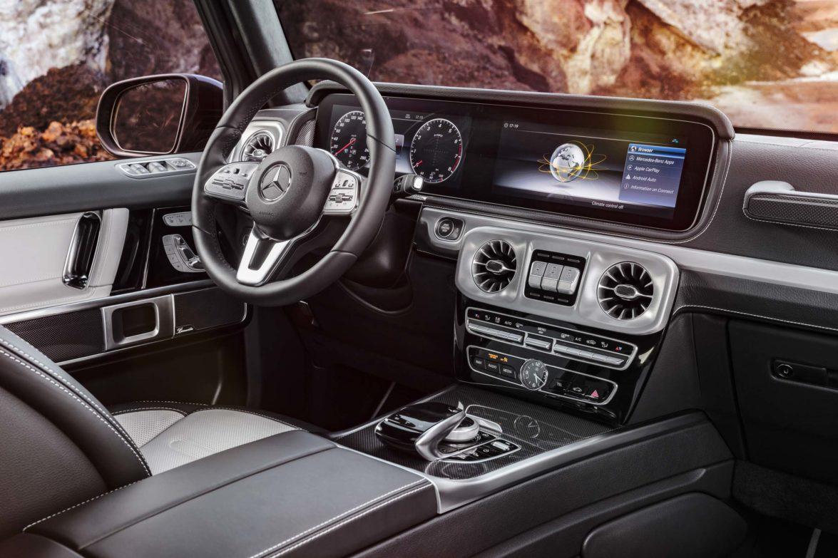 2018 Mercedes-Benz G-Klasse