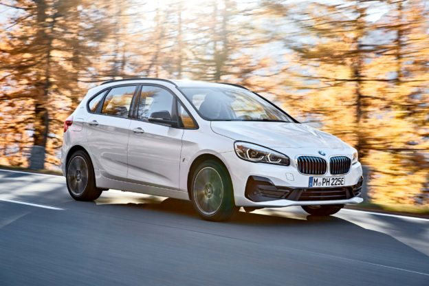 2018 BMW 2er Gran Tourer & BMW 2er Gran Active | Fanaticar Magazin