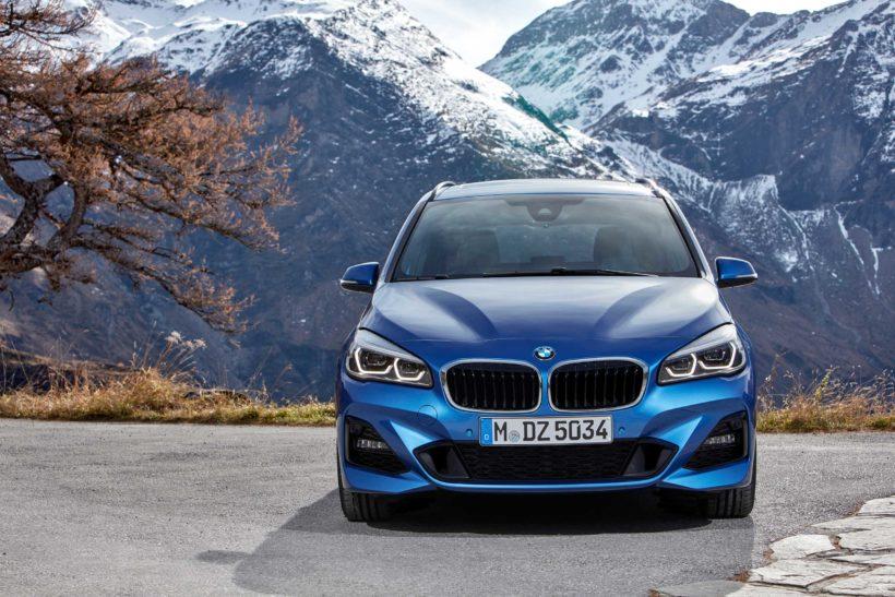 2018 BMW 2er Gran Tourer & BMW 2er Gran Tourer | Fanaticar Magazin