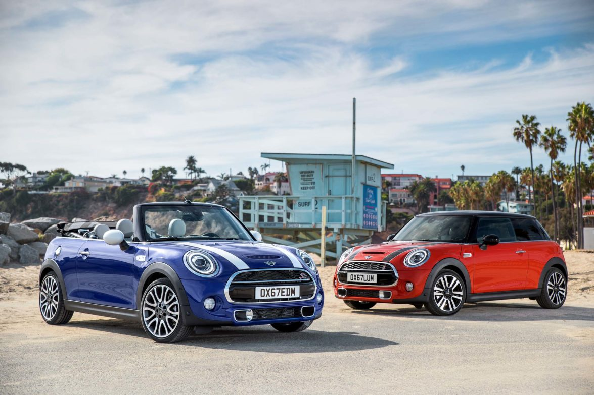 2018 Mini Facelift - Fanaticar Magazin