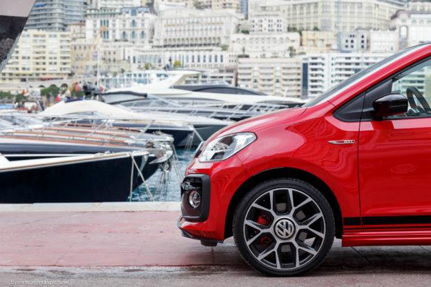 2018 Volkswagen up! GTI   Fanaticar Magazin