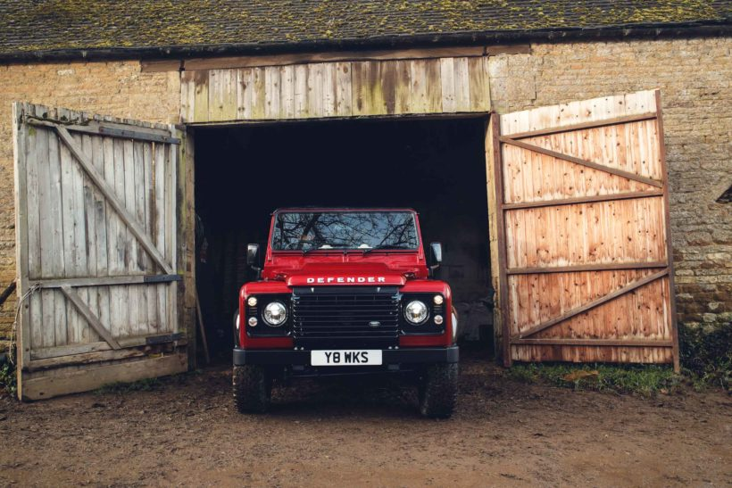 Land Rover Defender Works V8 - 70th Edition | Fanaticar Magazin