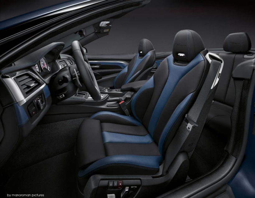 "2018 BMW M4 Cabriolet ""Edition 30 Jahre"""