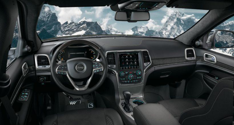 2018 Jeep Grand Cherokee S