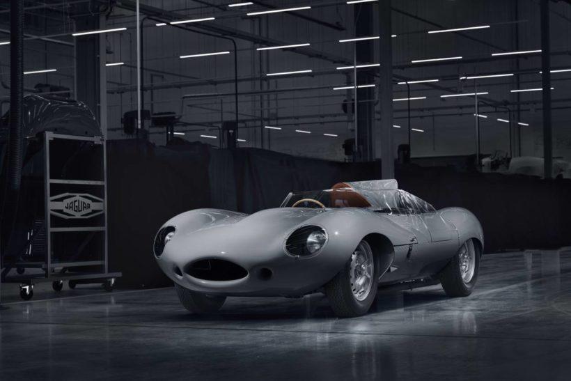 Jaguar D-Type | Fanaticar Magazin