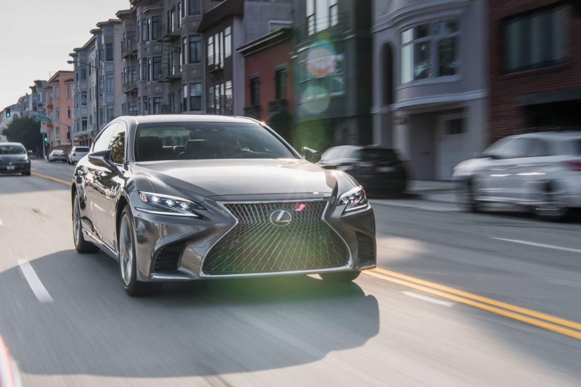 2018 Lexus LS 500 | Fanaticar Magazin