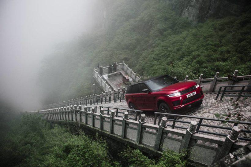Range Rover Sport P400e | Fanaticar Magazin