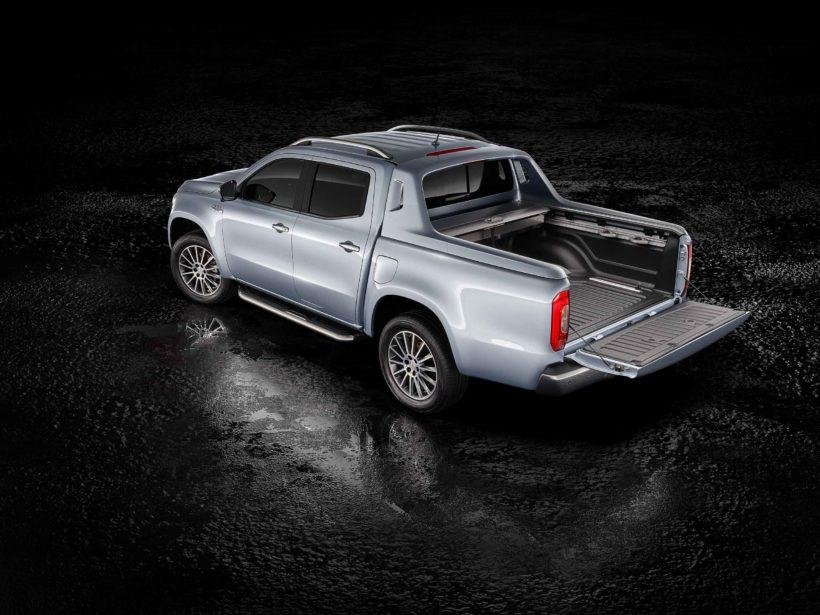 Mercedes-Benz X350 d - Fanaticar Magazin
