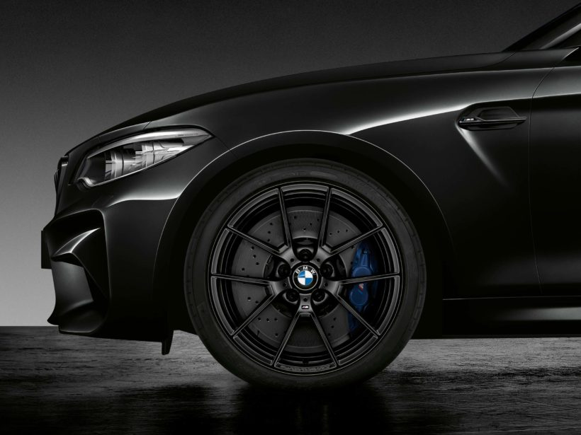 2018 BMW M2 Edition Black Shadow