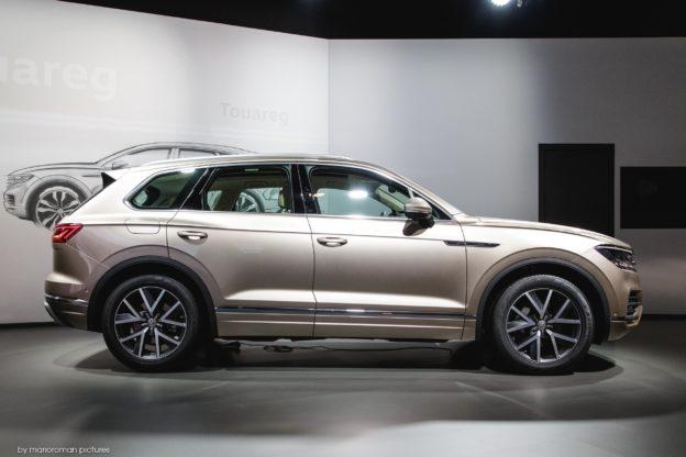 2018 Volkswagen Touareg - Fanaticar Magazin