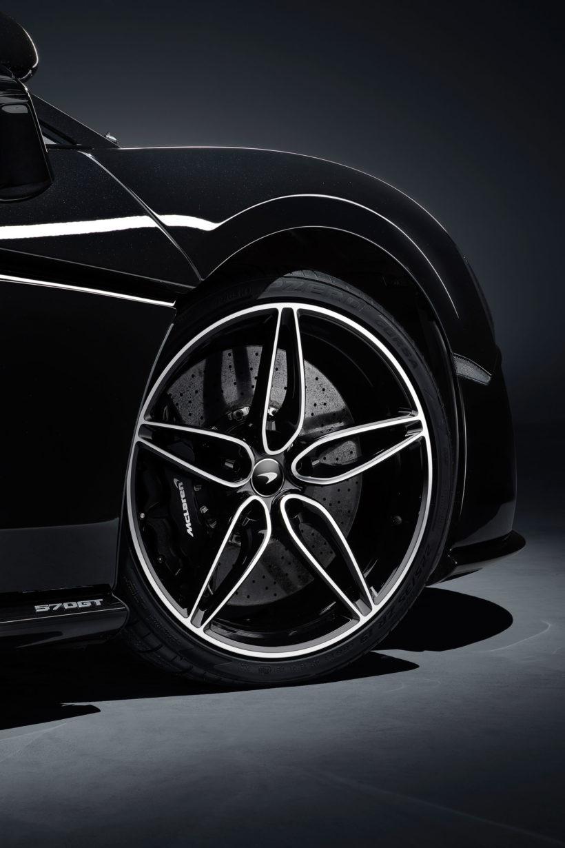 2018 McLaren 570 GT MSO Black Collectino