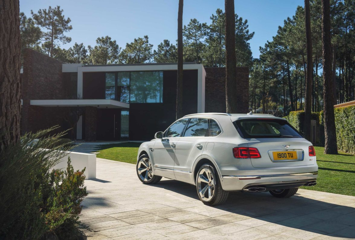 2018 Bentley Bentayga Hybrid
