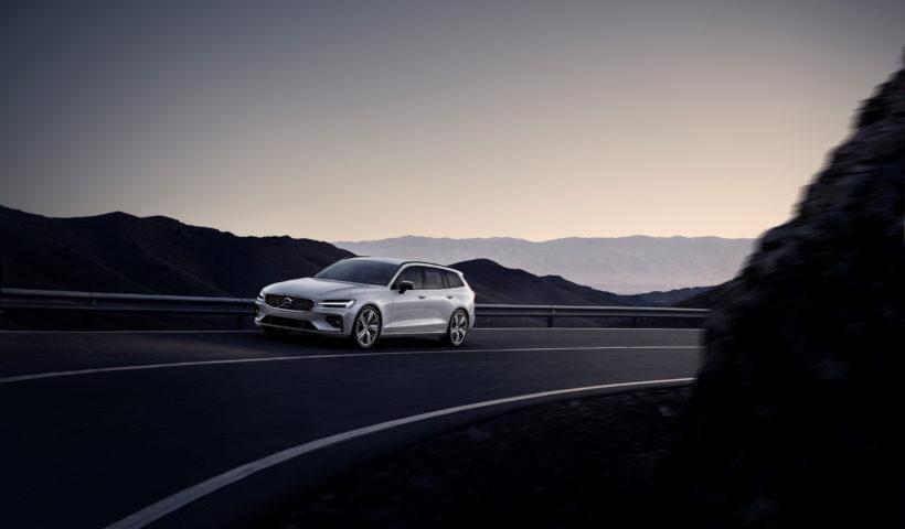 2018 Volvo V60 R-Design