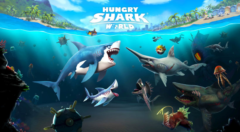Hungry Shark World - Xbox One, PS4, Switch