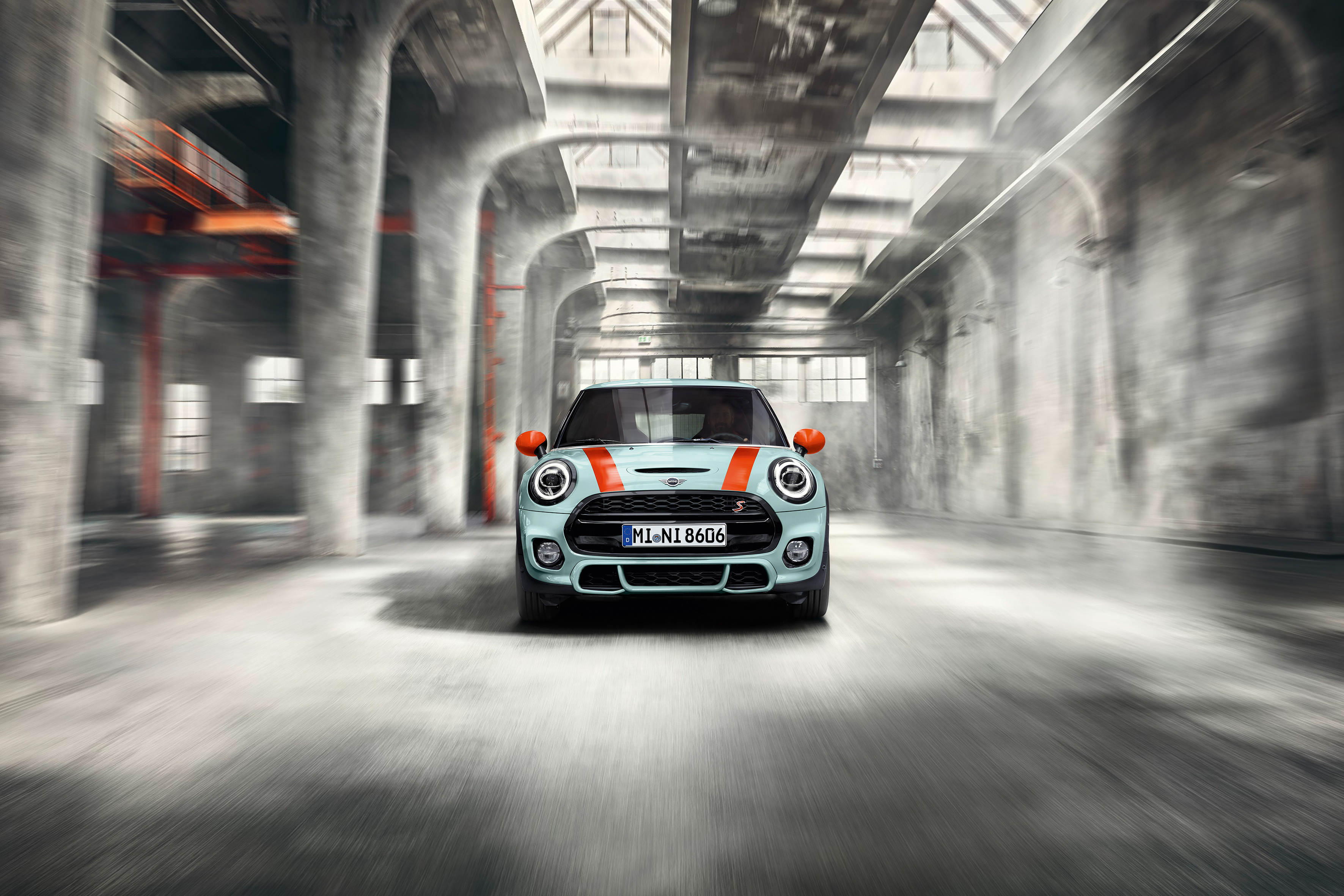 Le-Mans-Feeling: MINI Cooper S Delaney Edition ...