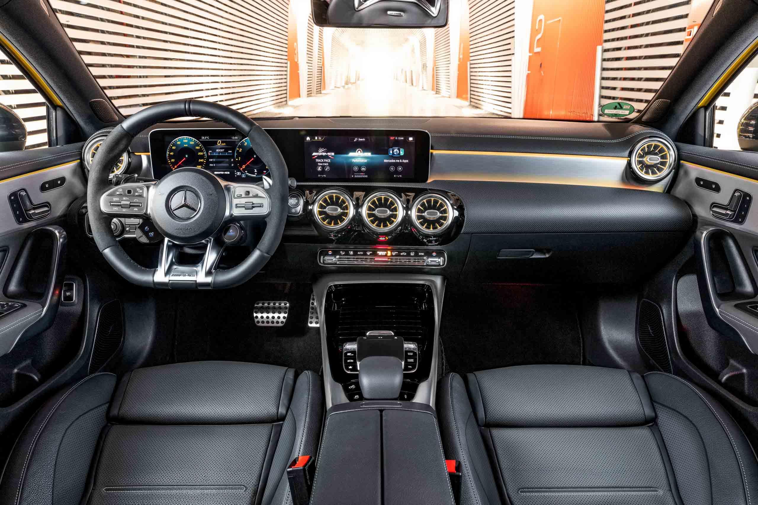 Mercedes-AMG 35 4matic