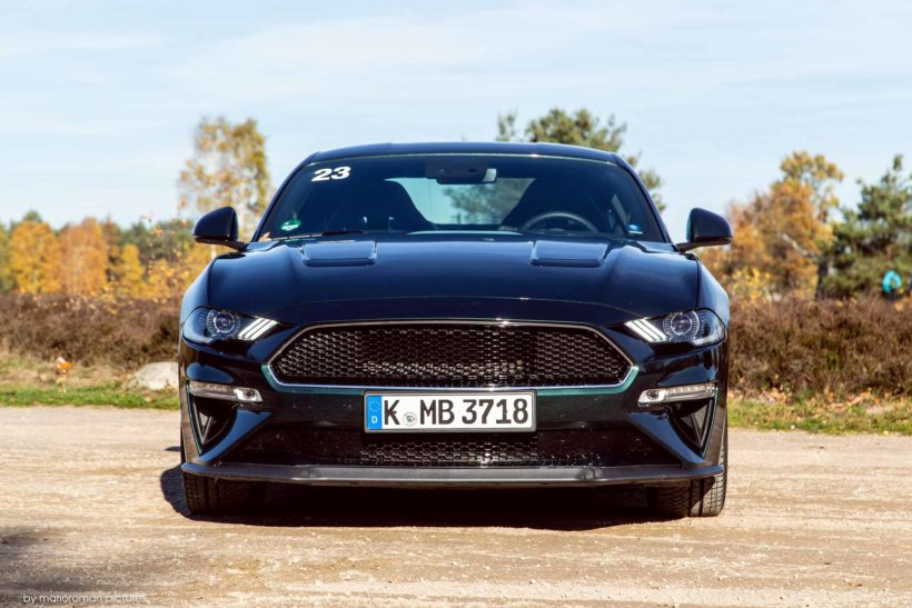 2018 Ford Mustang Bullit by MarioRoman Pictures - Fanaticar Magazin