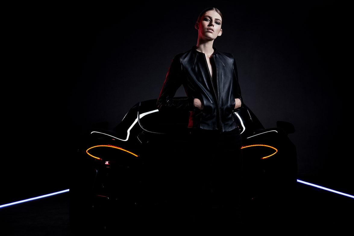 Belstaff X McLaren Collection