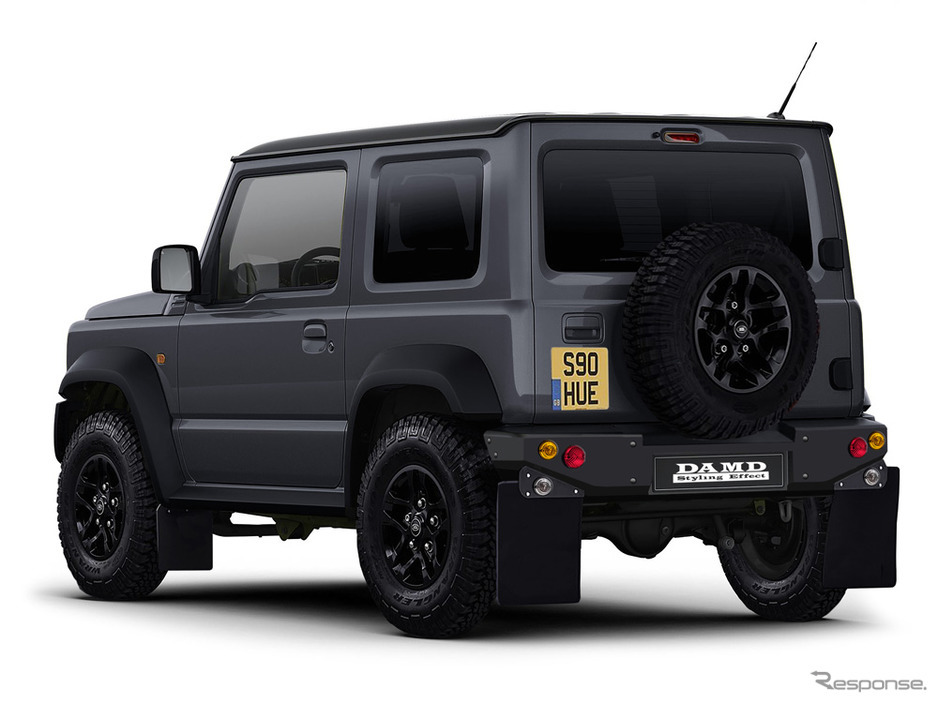 "Suzuki Jimny ""Little D"" by DAMD"