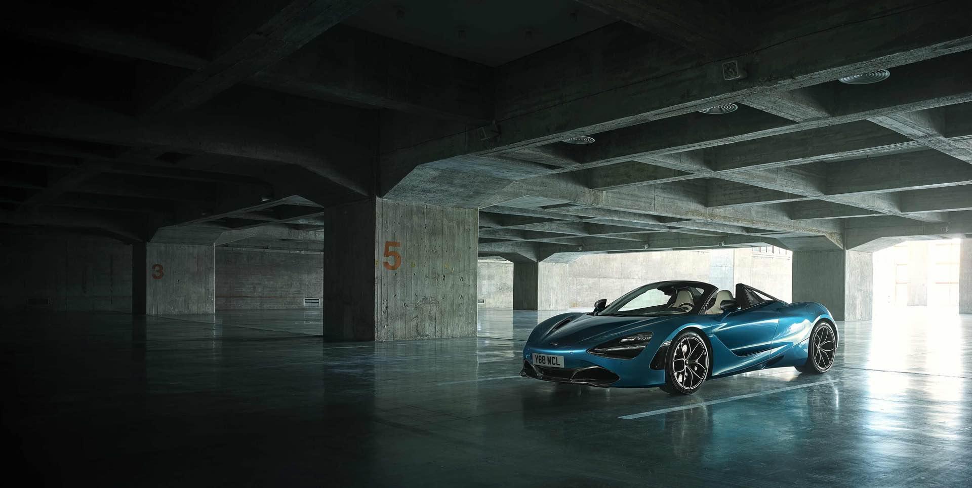 McLaren 720s Spider   Fanaticar Magazin