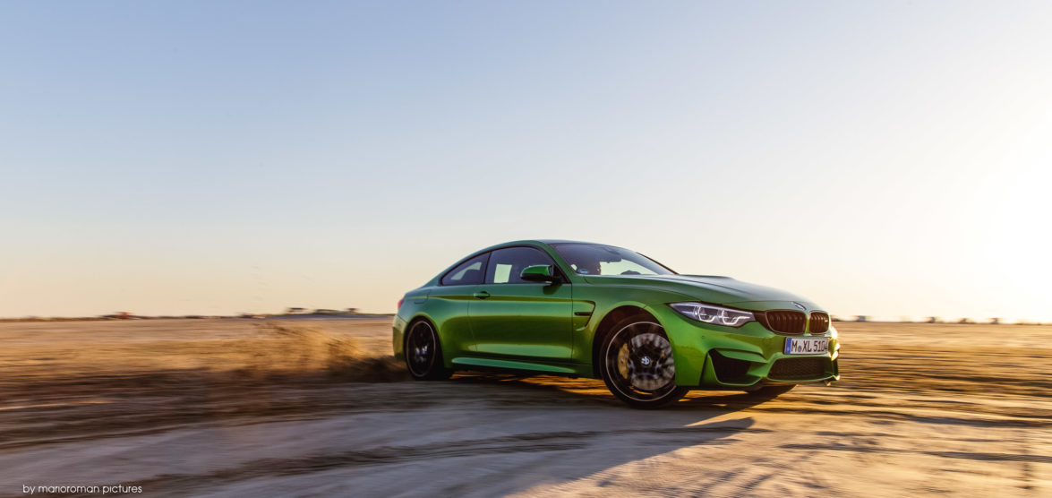 2018 BMW M4 Coupe Competition (F82) - Fanaticar Magazin