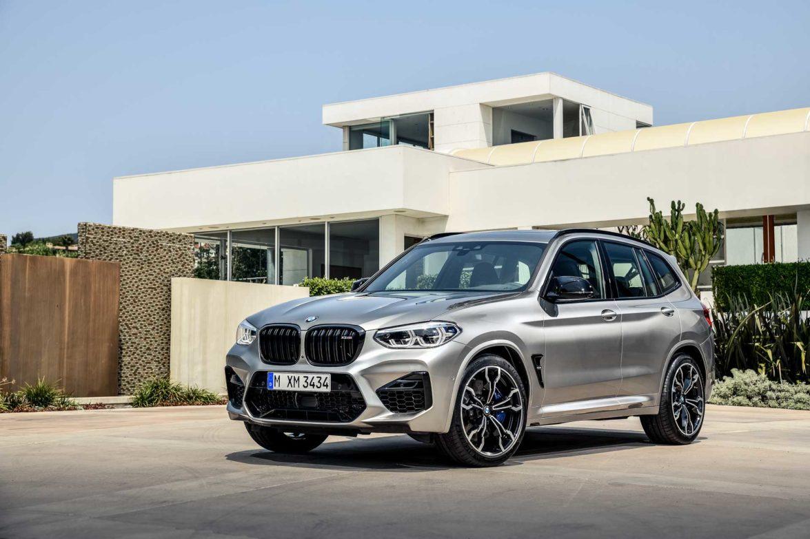 2019 BMW X4 M und BMW X3 M - Fanaticar Magazin