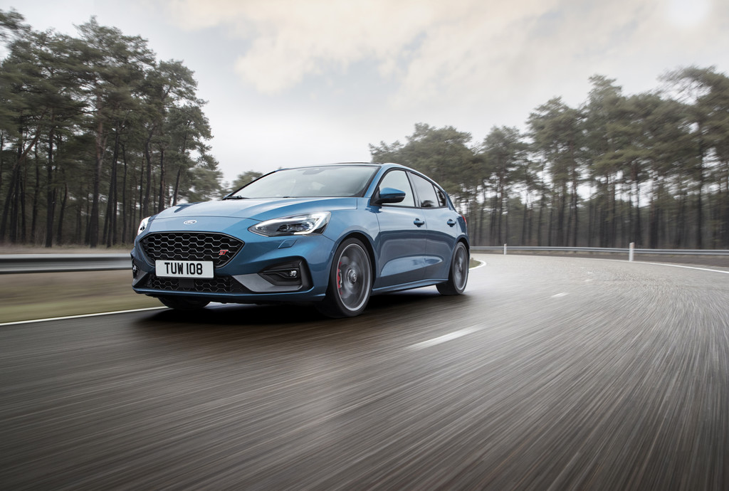 2019 Ford Focus ST