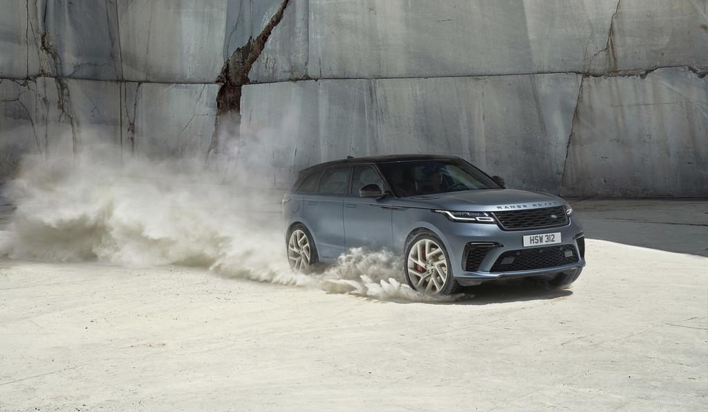 Range Rover Velar SV Autobiography Dynamic Edition