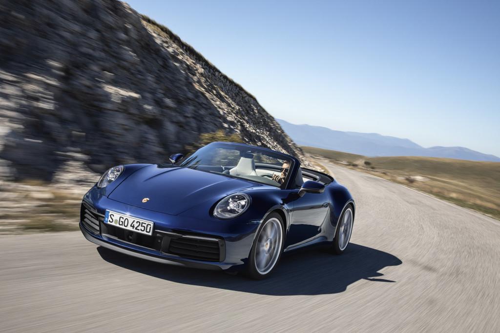 2019 Porsche in Genf