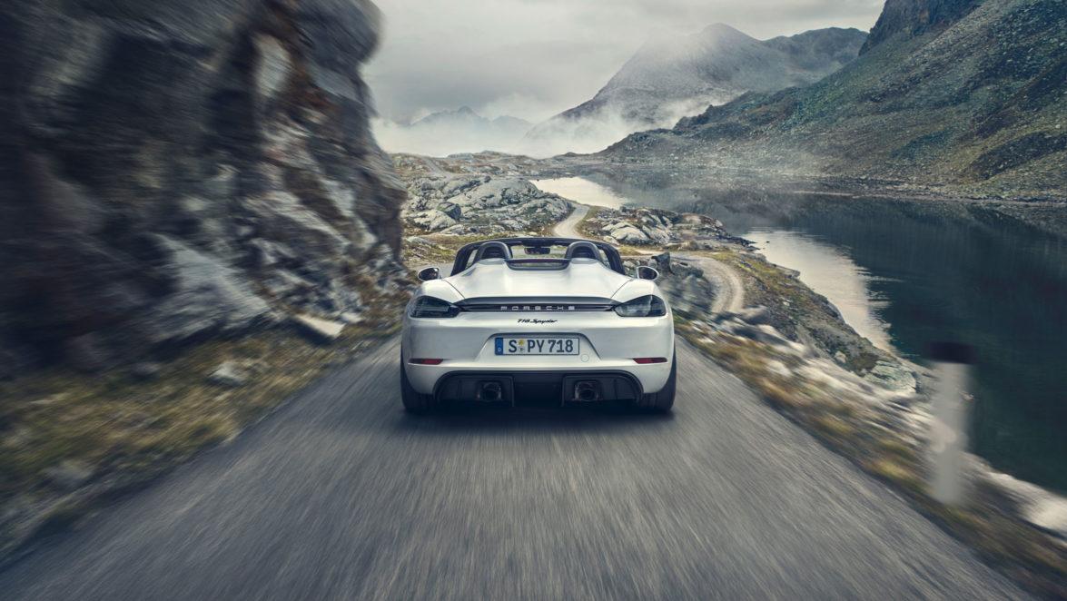 2020 Porsche Boxster Spyder / Cayman GT4