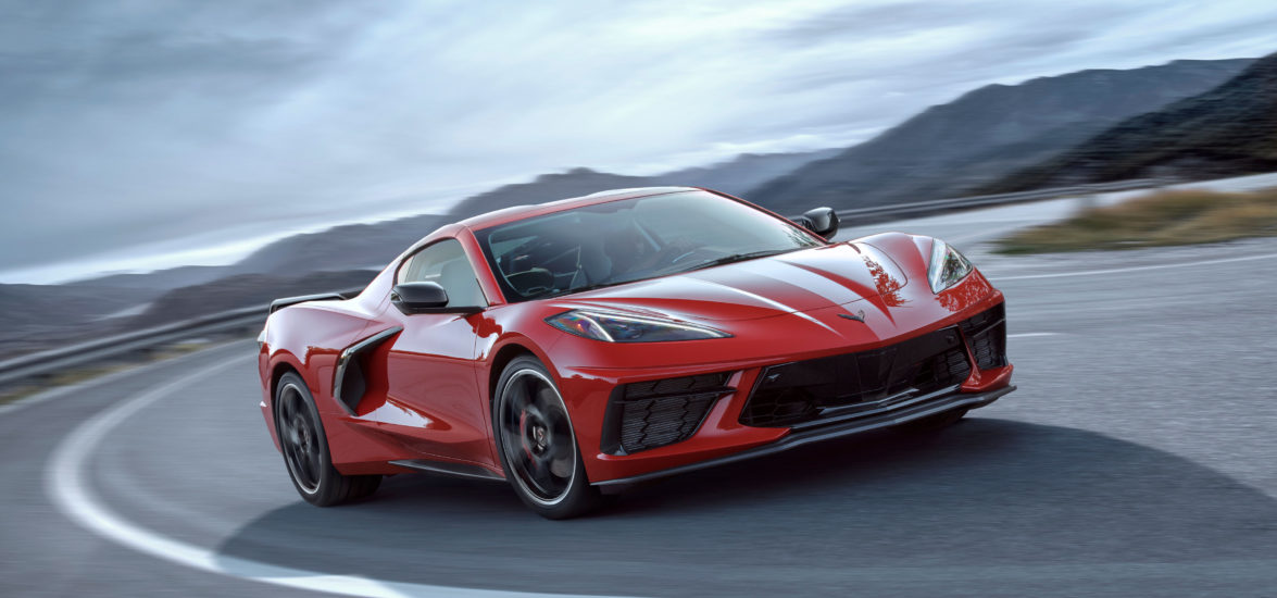 2019 Corvette C8 Stingray