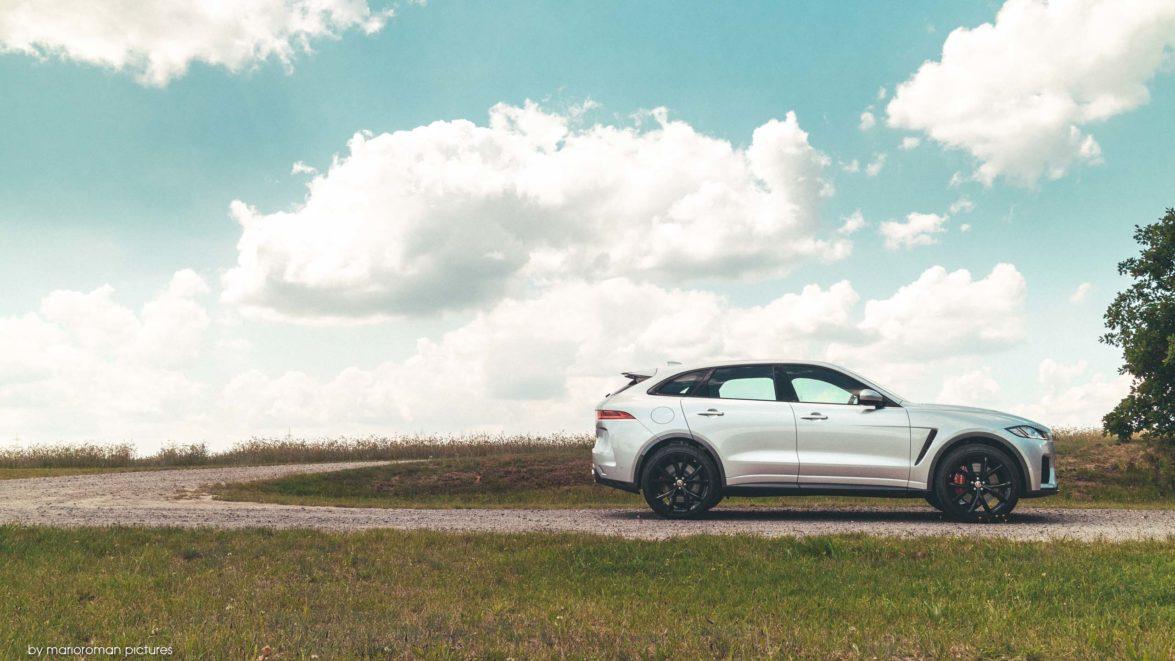 2020 Jaguar F-Pace SVR - Fanaticar Magazin