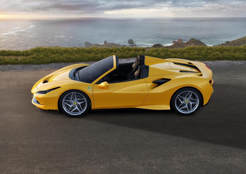 2020 Ferrari F8 Spider - Fanaticar Magazin