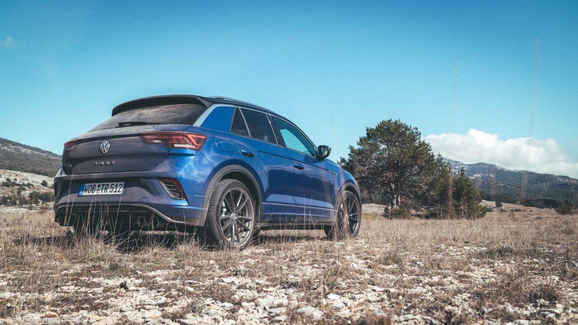 2020 Volkswagen T-Roc R by marioroman pictures