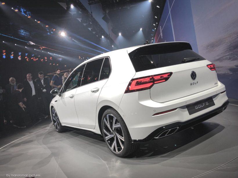 2020 Volkswagen Golf 8 | MarioRoman Pictures
