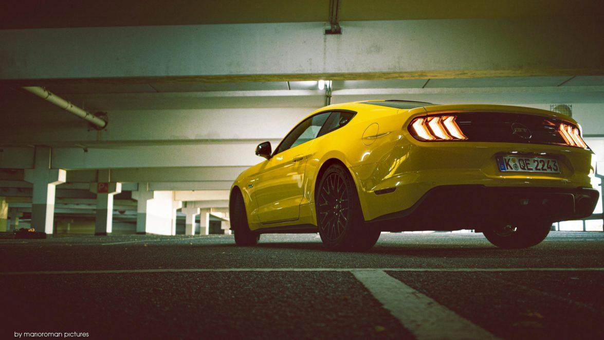 2019 Ford Mustang GT - Fanaticar Magazin