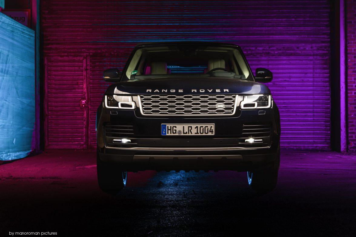 2020 Land Rover Range Rover P400 Vogue - MarioRoman Pictures