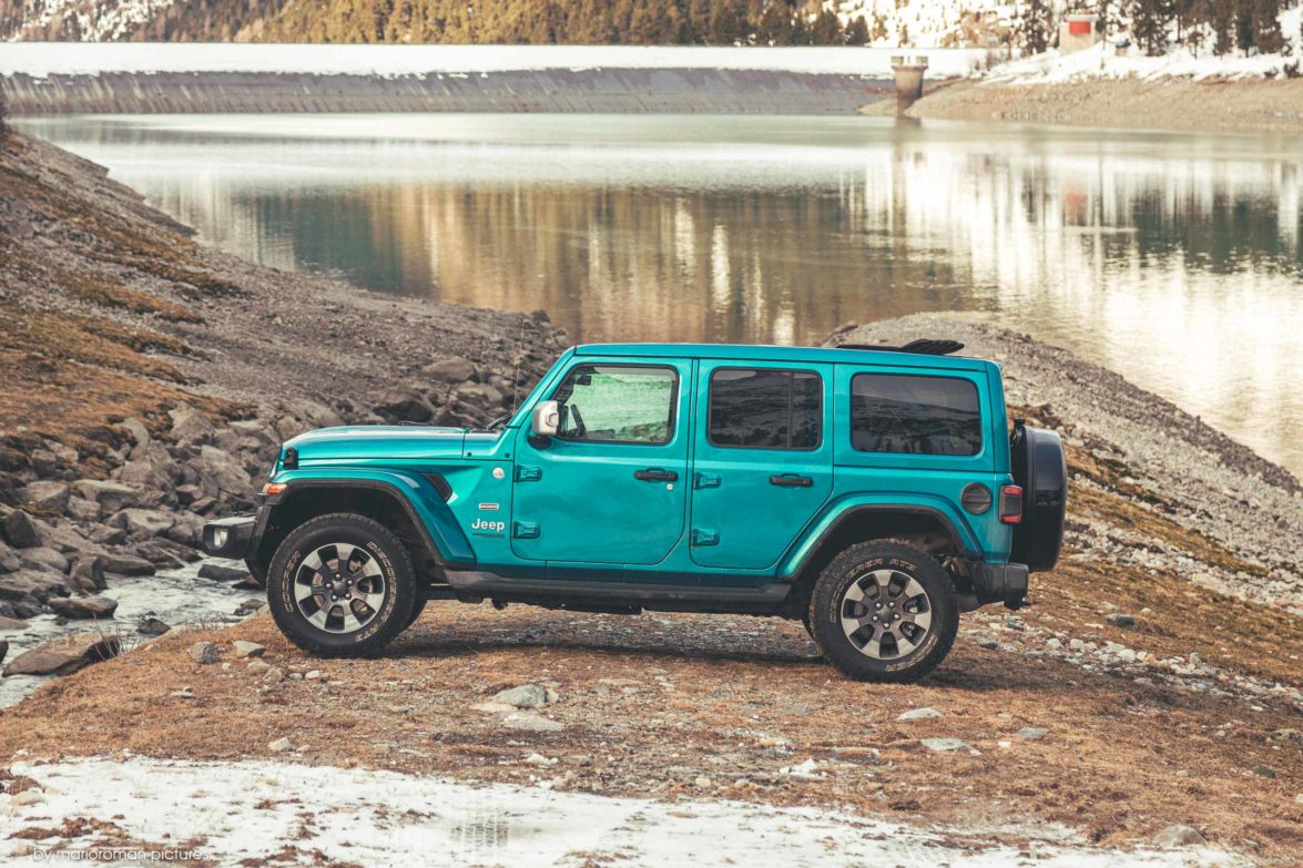 2020 Jeep Wrangler Unlimited Sahara - marioroman pictures