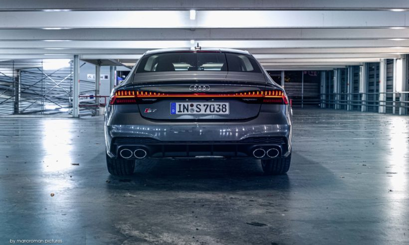 2019 Audi S7 Sportback by marioroman pictures