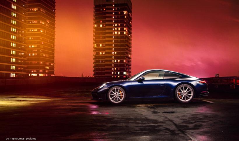 2020 Porsche 911 (992) Carrera S - marioroman pictures