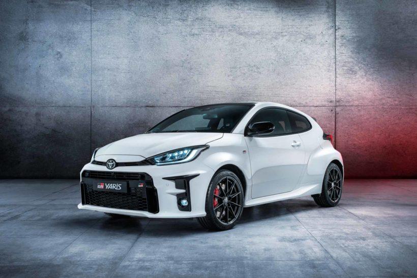2020 Toyota Yaris GR - Fanaticar Magazin